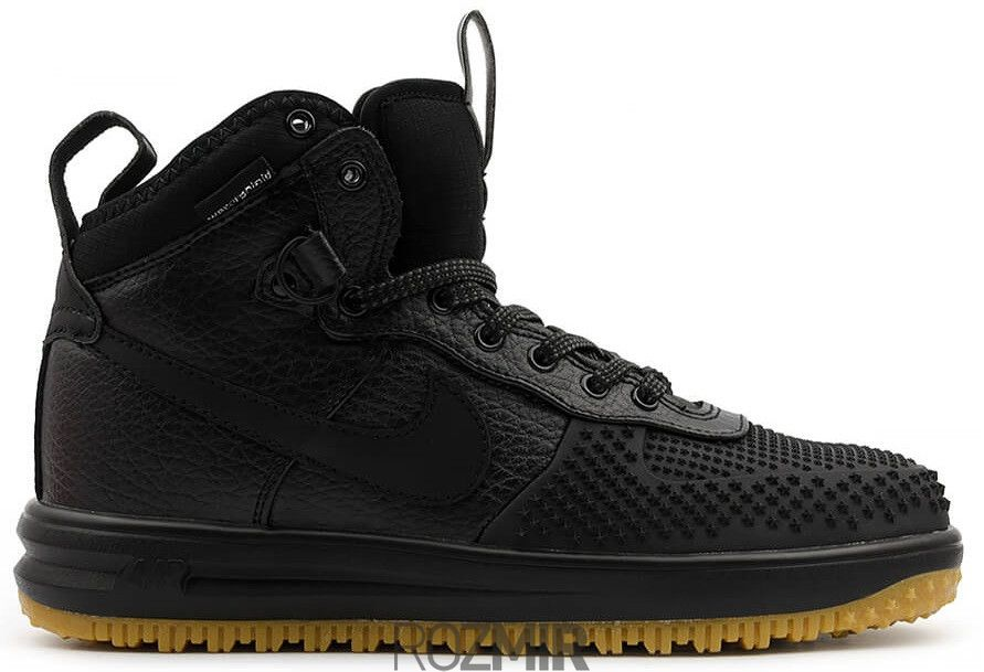 "75f8b12f5cc0 Мужские кроссовки Nike Lunar Force 1 Duckboot ""Black Gum"""