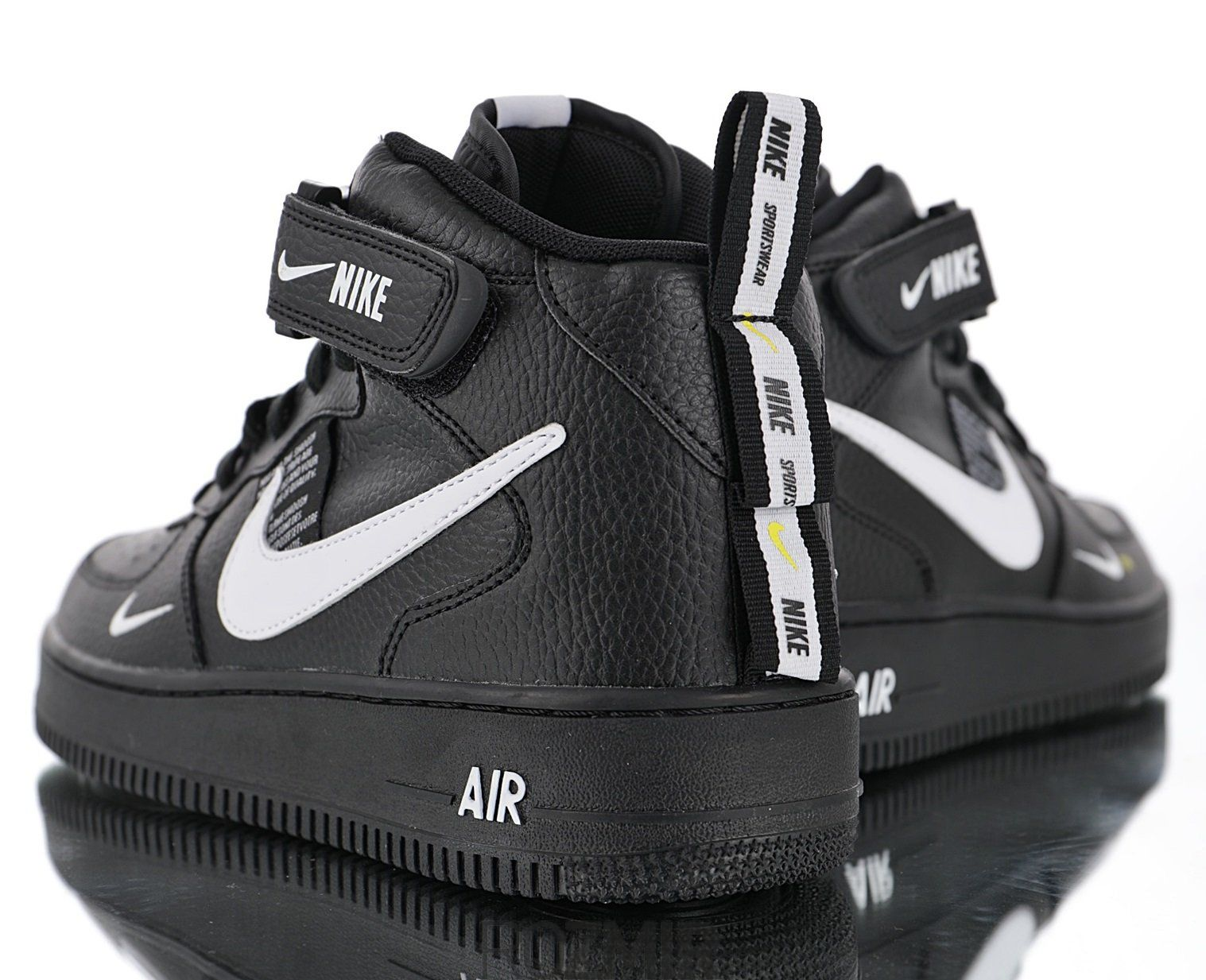 338d0279 Мужские кроссовки Nike Air Force 1 Mid 07 LV8 Utility