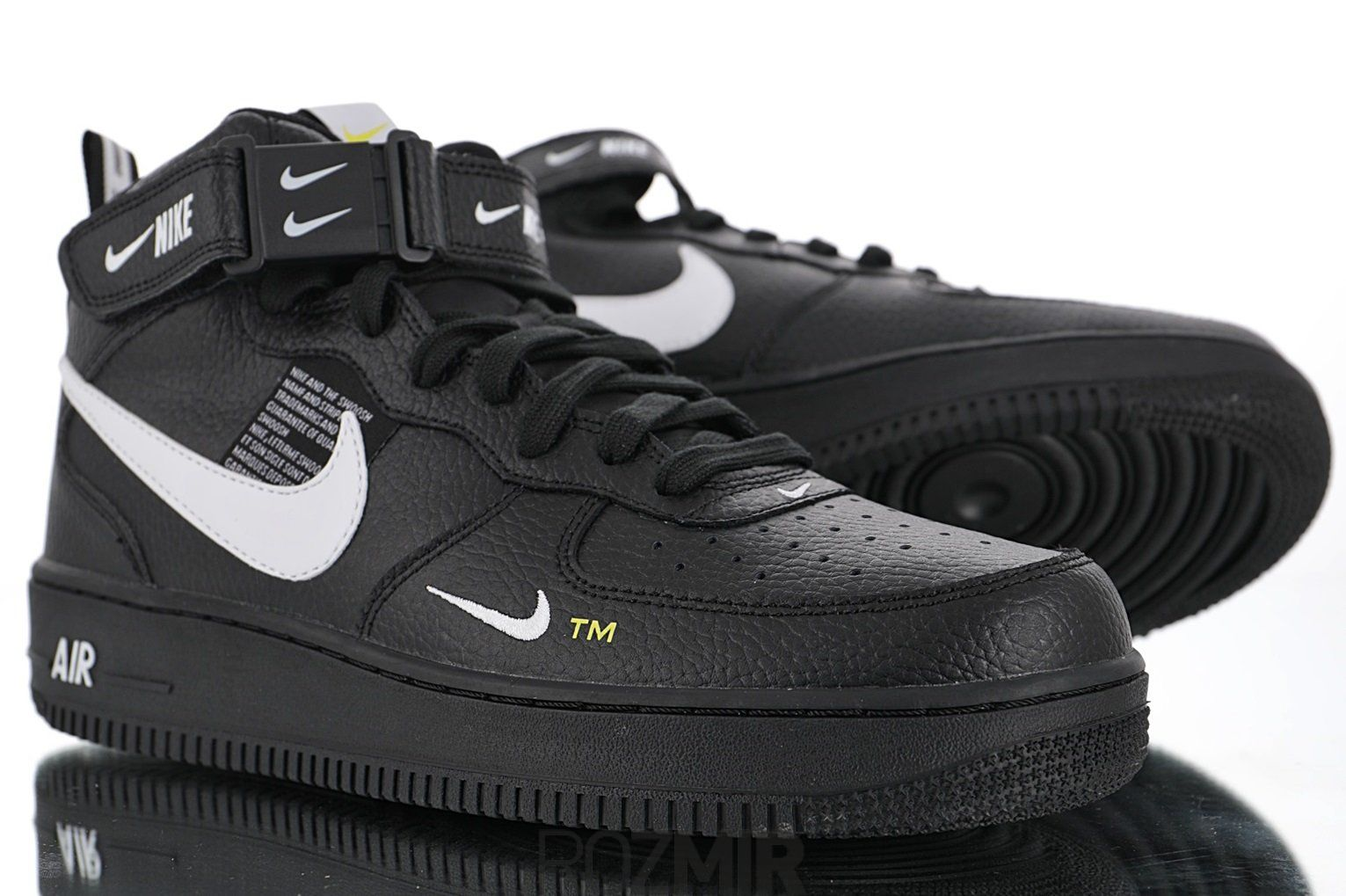 e10ce93f Мужские кроссовки Nike Air Force 1 Mid 07 LV8 Utility