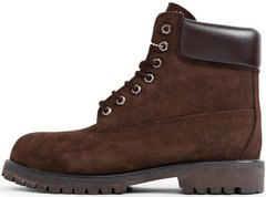 "Ботинки Timberland Winter ""Brown"" с натуральным мехом, 40"