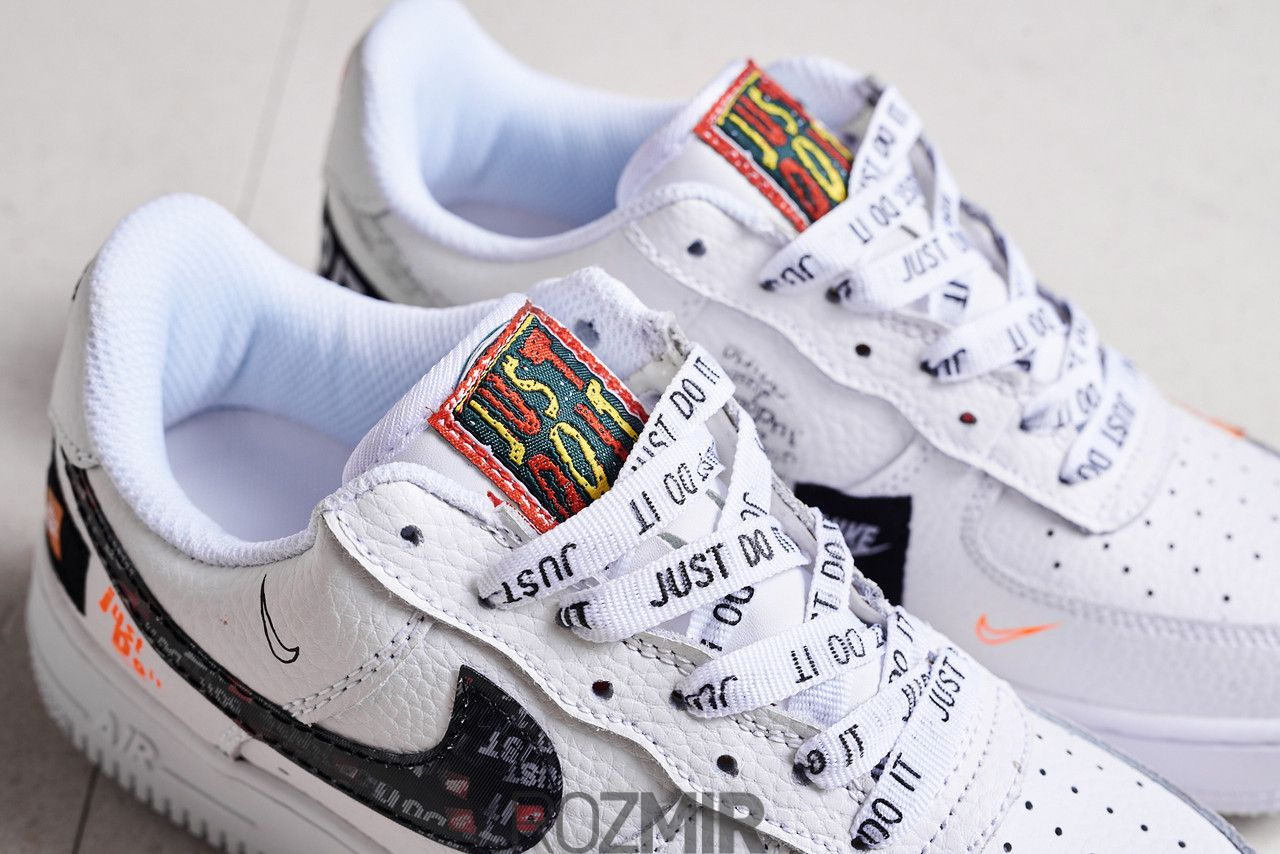 70083ba97a1436 Мужские кроссовки Nike Air Force 1 Low Just Do It Pack