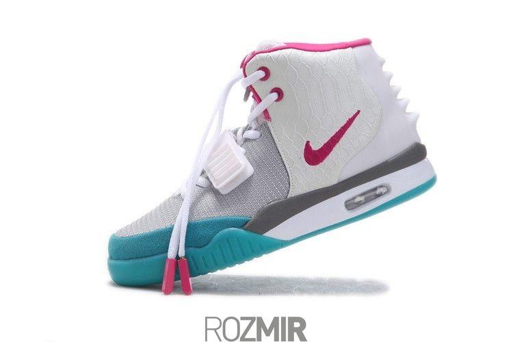 91f7e288 Женские кроссовки Nike Air Yeezy 2