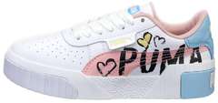 "Кроссовки Puma Cali Novelty Valentine's Day ""White/Pink"", 40"
