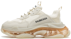 "Кроссовки Balenciaga Triple S Clear Sole ""Crystal Beige"", 41"
