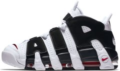 Кроссовки Nike Air More Uptempo White/Black, 41