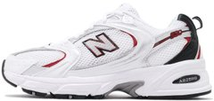 "Кроссовки New Balance 530 V2 Retro MR530SA ""White/Silver-Red"", 44"
