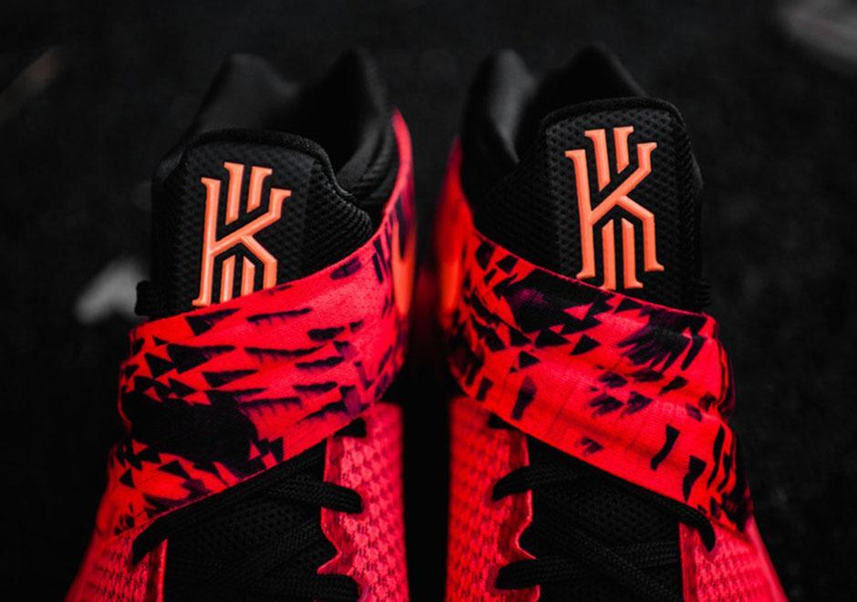 0536a89a Баскетбольные кроссовки Nike Kyrie 2 Inferno