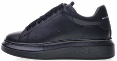 "Кроссовки Alexander McQueen Oversized ""Triple Black"", 40"