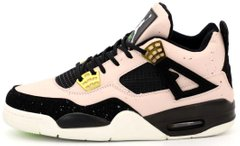 "Кроссовки Air Jordan 4 Retro ""Silt Red/Black-Phantom-Volt"", 40"
