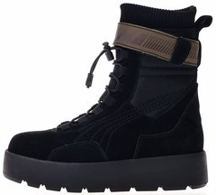 "Женские Puma x Fenty by Rihanna Scuba Boot ""Black"", 40"