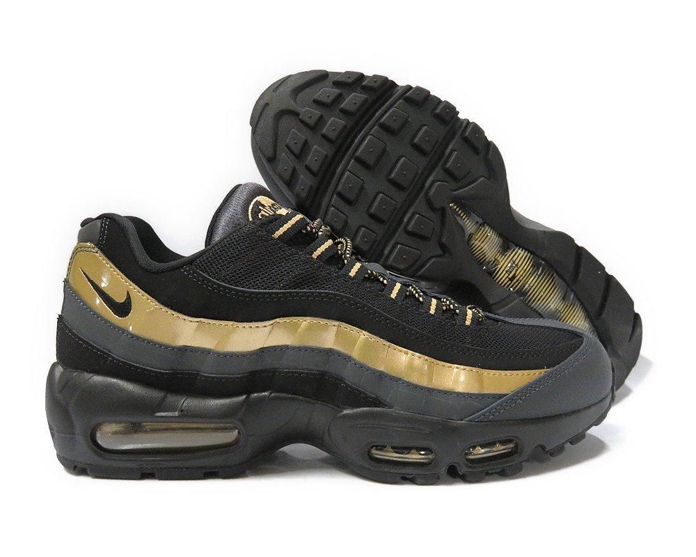 Nike Air Max 95 Metallic Gold — Купить Недорого у