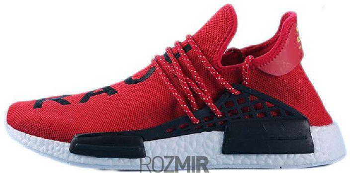 Мужские кроссовки Adidas Pharrell Williams Human Race NMD