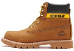"Женские ботинки Caterpillar Colorado Winter Boots ""Yellow"" с мехом, 38"