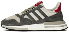 "Кроссовки adidas ZX 500 RM OG Colorway ""Grey Four / Ftwr White / Scarlet"" B42204, 40"