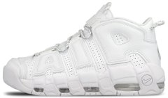 "Кроссовки Nike Air More Uptempo '96 ""Triple White"" , 43"