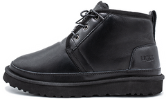 "Женские ботинки UGG Women's Neumel Leather ""Black"", 41"