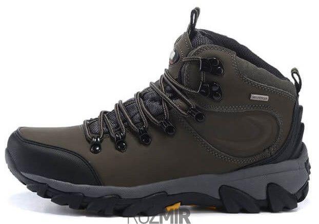 Мужские ботинки с мехом The North Face Winter Boots