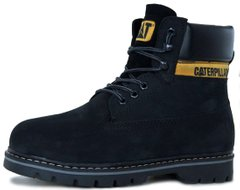 "Ботинки Caterpillar Colorado Winter Boots ""Black"" с мехом, 38"