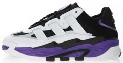 "Кроссовки adidas Niteball ""Cloud White / Power Purple / Core Black"", 45"