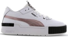 "Кроссовки Puma Cali Sport Mix ""White/Gold-Black"", 38"