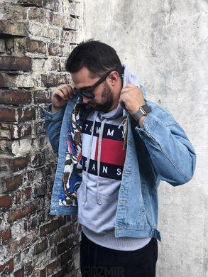 Мужская джинсовая куртка Tommy Hilfiger