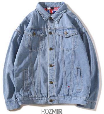Купить Чоловіча джинсова куртка Tommy Hilfiger