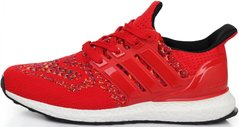 "Женские кроссовки Adidas Ultra Boost Multicolor ""Red"", 40"