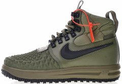 "Мужские кроссовки Nike Lunar Force 1 Duckboot '17 ""Medium Olive"", 40"
