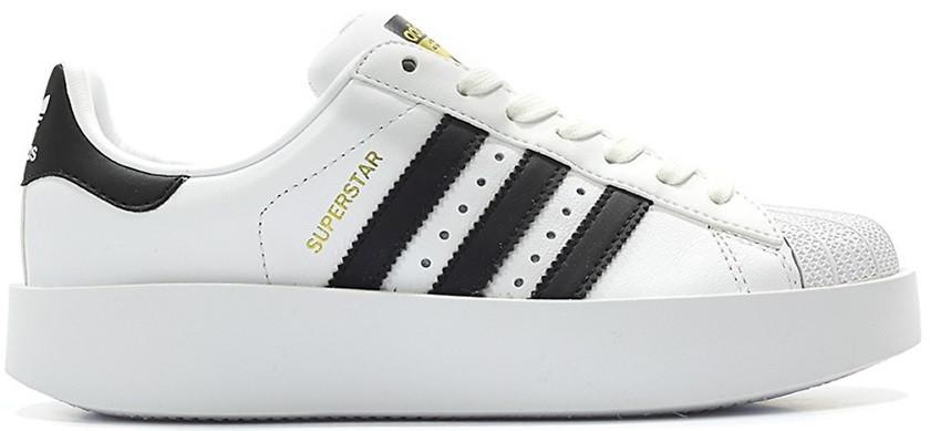 9f49643e8 Женские кроссовки adidas Superstar Bold