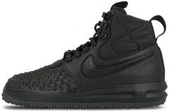 "Кроссовки Nike Lunar Force 1 Duckboot '17 ""Black"", 39"
