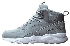 "Мужские кроссовки Nike Air Huarache Winter High Top ""Grey"", 45"