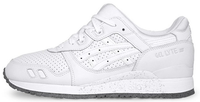 "Женские кроссовки Asics Gel Lyte III Grand Leather ""White"", 39"