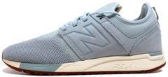 Женские кроссовки New Balance 247 Luxe Dawn Till Dusk Light Porcelain Blue, 40