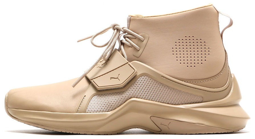 Женские кроссовки Rihanna x Puma Fenty The Trainer Hi