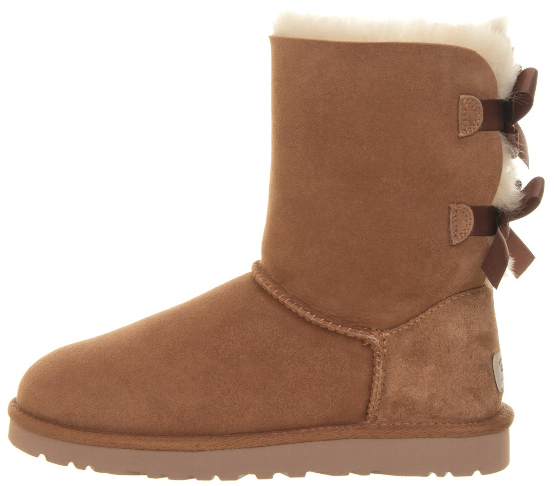 "Женские угги UGG Australia Bailey Bow ""Chestnut"", 41"