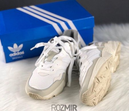 "Кроссовки adidas Yung-96 ""White / Grey Two"", 44"