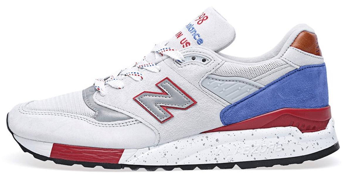 Мужские кроссовки New Balance M 998 BT National Parks