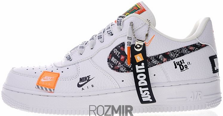 4ca221a8 Мужские кроссовки Nike Air Force 1 Low Just Do It Pack