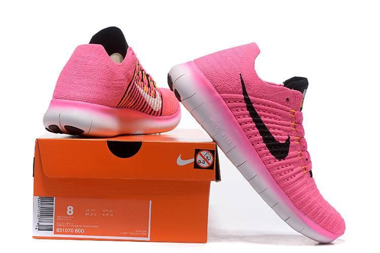 a6adb311 Женские кроссовки Nike Free Run Flyknit 5.0