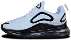 "Кроссовки Nike Air Max 720 ""White/Black"", 39"