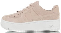 "Женские кроссовки Nike Air Force 1 Sage Low ""Particle Beige / Phantom"", 40"