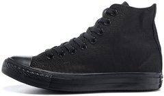 "Высокие кеды Converse Chuck Taylor All Star High ""Mono Black"", 38"