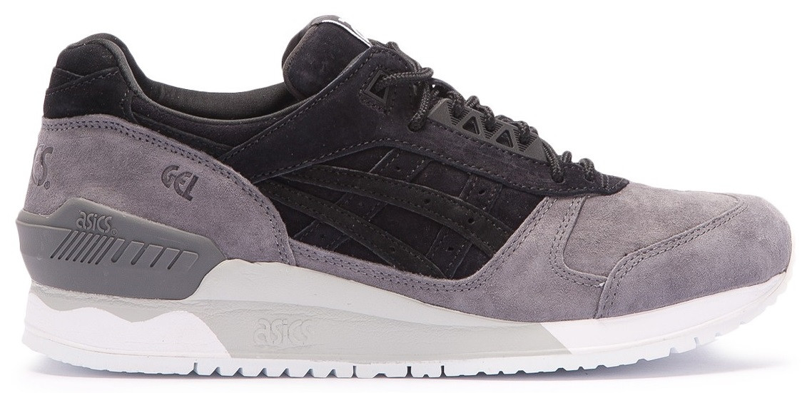 "Мужские кроссовки Asics Gel Respector Moon Crater Pack ""Grey/Black"", 44"