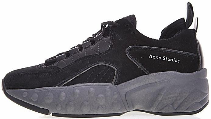 Женские кроссовки Acne Studios Manhattan Sneakers