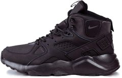 "Мужские кроссовки Nike Air Huarache Winter High Top ""Black"", 43"