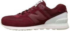 "Женские кроссовки New Balance ML574WC ""Mercury Red White"", 41"