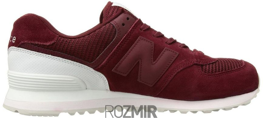 "Женские кроссовки New Balance ML574WC ""Mercury Red White"""