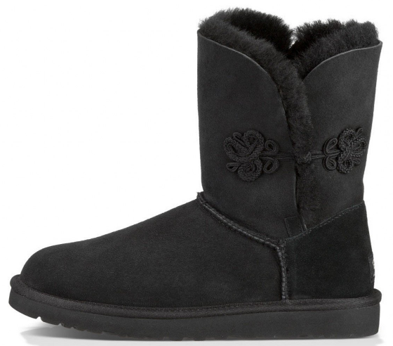 "Женские угги UGG Bailey Mariko ""Black"", 41"