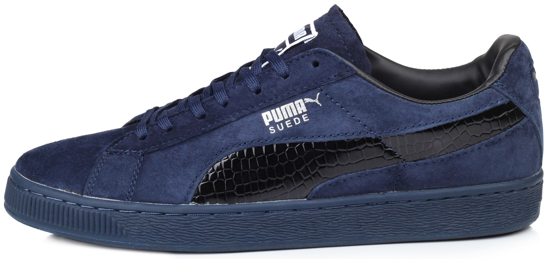 Мужские кроссовки Puma Suede Classic Mono Reptile Pack