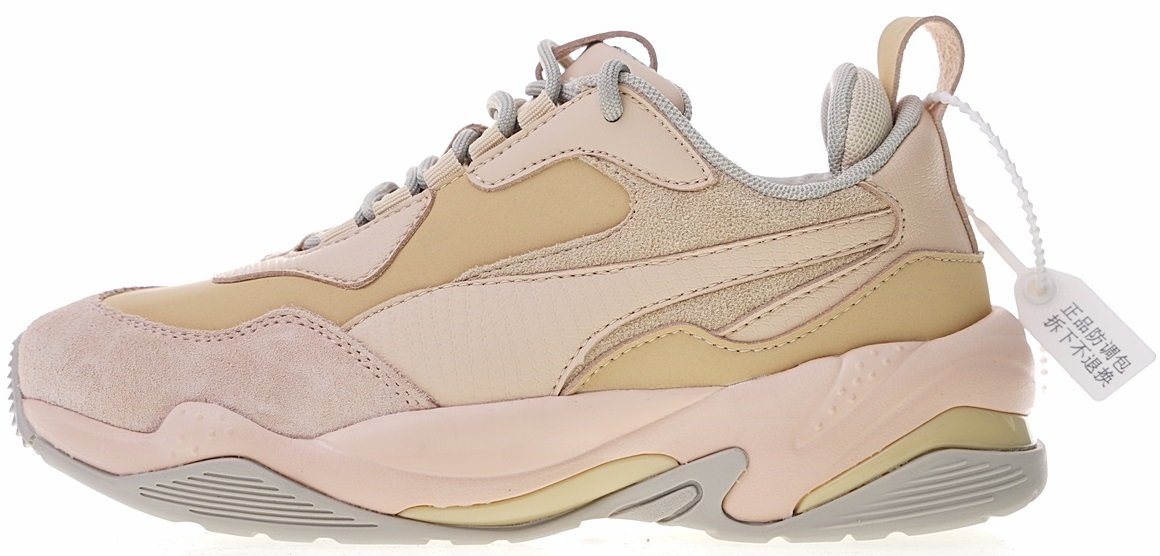 Женские кроссовки Puma Thunder Desert Natural Vachetta / Cream Tan, 39